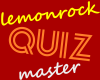 Lemonrock QuizMaster logo