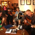Traditional music session (St Albans)
