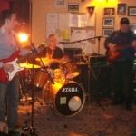 Stress gig at The Crown Inn