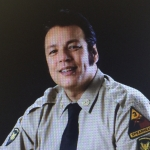 larger picture of Gary Roman as Elvis gig at The Nags Head