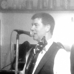 larger picture of P J Carter gig at Heavitree Social Club