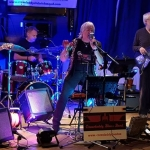 Crawdaddy Blues Band gig at The Barley Mow