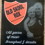 Old Skool Rox gig at Forde Hall Social Club