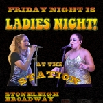 Ladies Night at The Station