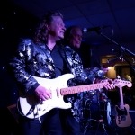 The Berries gig at Haydon Wick Workmans Club