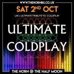larger picture of Ultimate Coldplay gig at The Horn at The Half Moon Inn