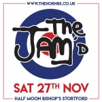 larger picture of The Jam'd gig at The Horn at The Half Moon Inn