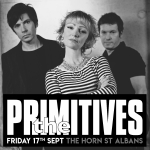 larger picture of The Primitives gig at The Horn
