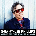 larger picture of Grant-Lee Phillips gig at The Horn