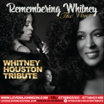 larger picture of Whitney Houston Tribute Act Levena Johnson gig at La Quinta
