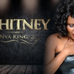 larger picture of Nya King Whitney Houston gig at Heavitree Social Club