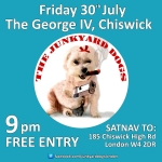 The Junkyard Dogs gig at George IV