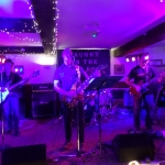 larger picture of Caught On The Back Foot gig at The Crown