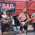larger picture of Bad Edukation gig at White Hart Inn