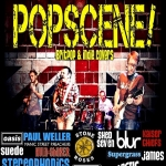Popscene gig at The Roundabout Club