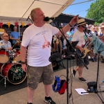Dizzy Fish gig at The Frimley Green Club