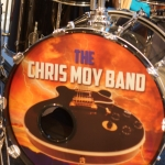 The Chris Moy Band gig at The Alexandra