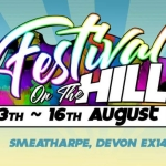 Silkstone gig at Festival On The Hills