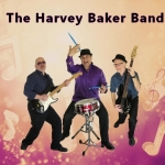 The Harvey Baker Band gig at The Royal Oak