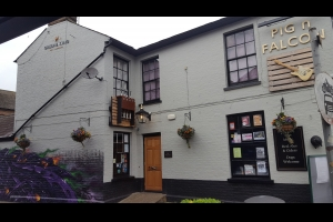 Pig N Falcon, St Neots