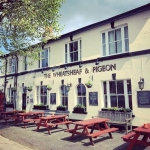 The Wheatsheaf & Pigeon, Staines