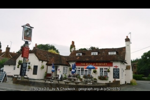 The Bull At Riseley, Riseley