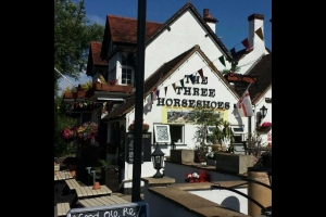 The Three Horseshoes, Shepperton