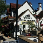 The Three Horseshoes, Shepperton - details