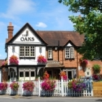 The Oaks, Rickmansworth, Herts: details