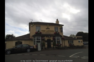 The Anchor, Stanwell Moor