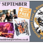 Old Riverport Jazz & Blues Festival, St Ives
