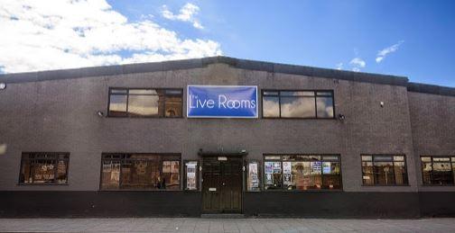 live rooms chester lemonrock gig guide